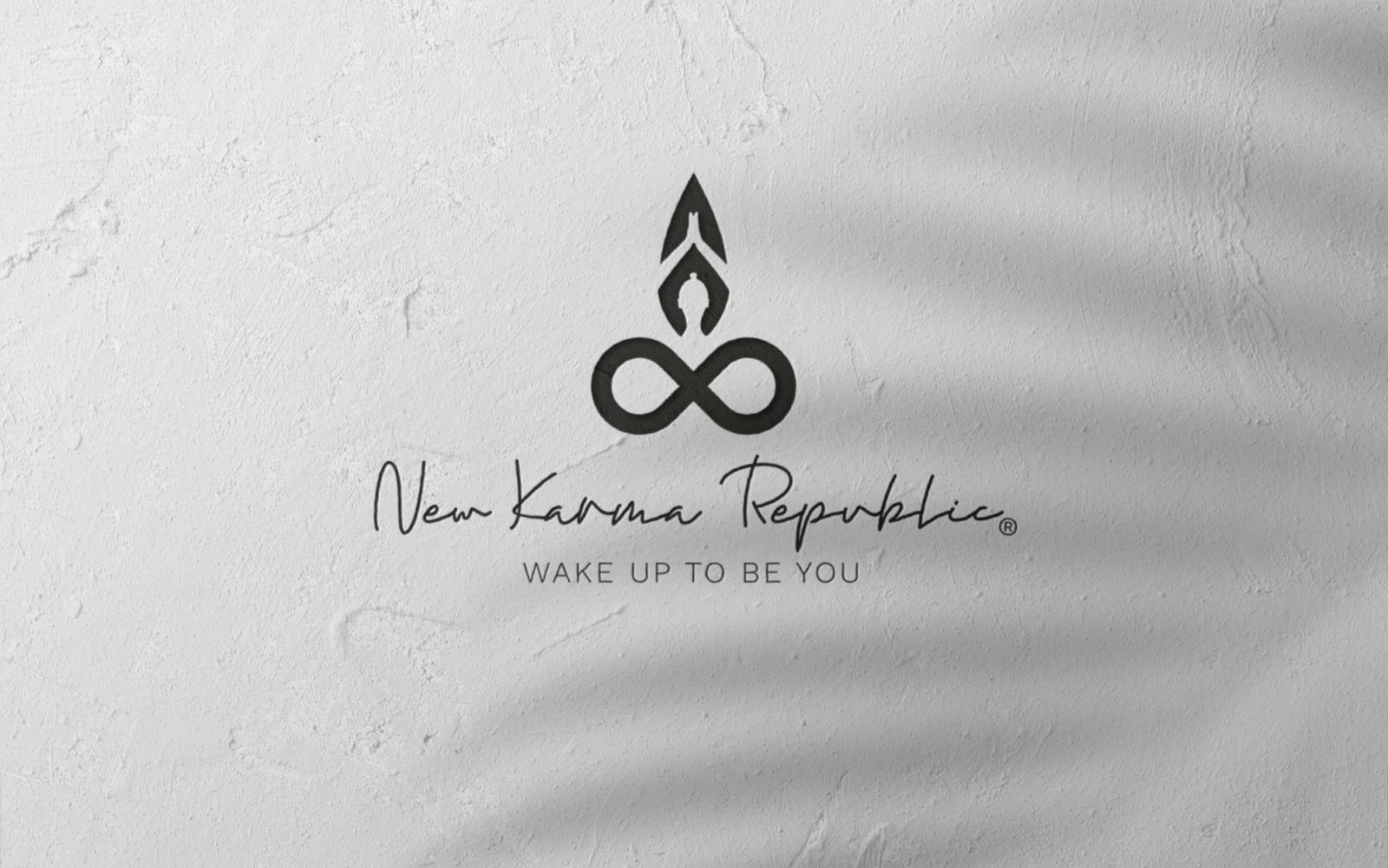 Logo Design New Karma Republic