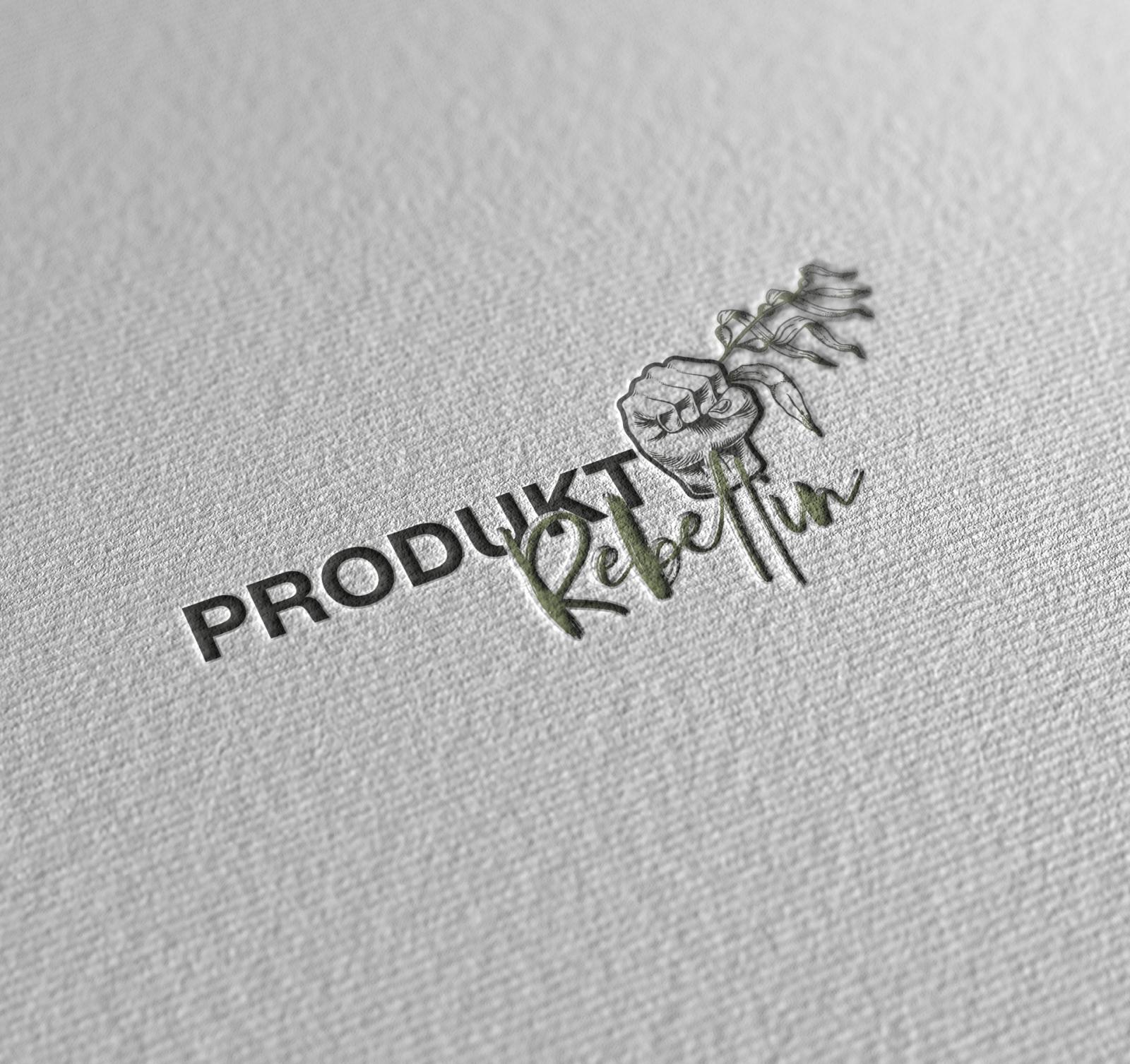 Logo Design Produktrebellin